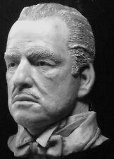 Marlon Brando Bust Life Mask Godfather mafia Sculpture