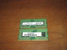 GENUINE!! MSI STEALTH PRO GS63VR 6RF-001US 16GB 8GB+8GB PC4-2400T RAM MEMORY