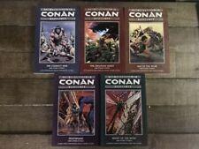 Chronicles of Conan TPB Volumes. 16-20, Dark Horse (Conan remastered editions!)