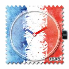 S.T.A.M.P.S. - Stamps - Uhr - Vive La France  - Watch  ♦️