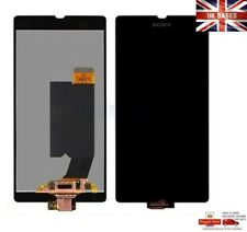 Sony Xperia Z L36H C6602 C6603 LCD Touch Screen Digitizer Replacement