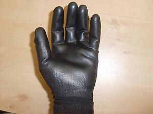 Equi-touch – Nitrile Coat Nylon Gloves