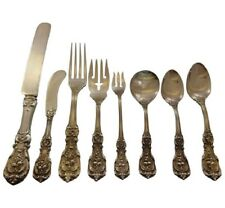 Francis I Old by Reed and Barton Sterling Silver Flatware Set Service 89 Pcs