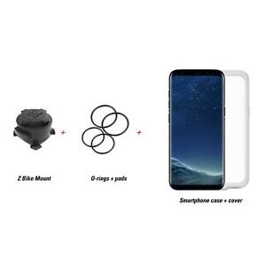 Bike Smartphone Mount Zefal Z Console for Samsung Galaxy S8 & S9 Black