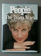 PEOPLE Weekly The Diana Years COMMEMORATIVE EDITION 1997 hard back cover royalty