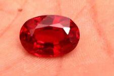 Emerald Slight Transparent Loose Natural Rubies