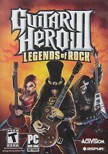 Guitar Hero III: Legends Of Rock PC Game only