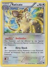 Raticate 88/122 RARE BREAKpoint NM Buy 1 Get 3 @ 50%OFF  SALE!