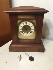 Rare Ansonia Art Deco German Style Mantle Clock