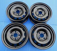 4 x Stahlfelgen für Ford Fiesta VI,Fiesta VI Van  5,5Jx14H2 4x108 ET37,5 #A-9072