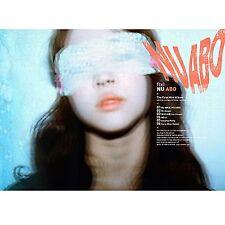 K-POP F(x) FX 1st Mini Album [NU ABO] CD + Booklet + Photocard Sealed