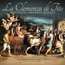 CD La Clemenza di tito de Mozart entièrement d'accueil 2cds avec Joseph Keilberth