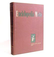 ENCICLOPEDIA MOTTA VOL. X - FEDERICO MOTTA EDITORE - MILANO 1967
