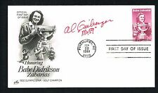 Al Geiberger signed autograph auto First Day Postal Cover FDC Golfer Mr. 59