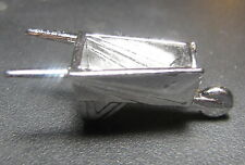 "Monopoly 70th Anniversary Board Game Part: 1.3"" Metal WHEELBARROW Token Oversize"