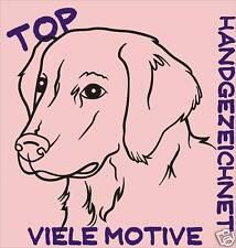 Hunde Aufkleber Autoaufkleber Golden Retriever H23