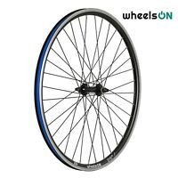 26 inch wheelsON™ Front Wheel MTB/Hybrid 36H Black V-Brakes Double Wall
