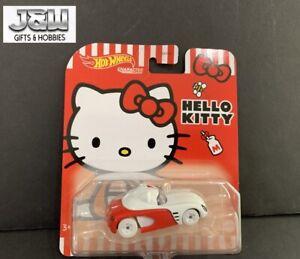 Hot Wheels Hello Kitty GXR38-956S 1/64