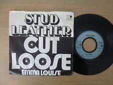 """Stud Leather – Cut Loose  GERMANY 1973    7"""" Single  Vinyl  vg++"""