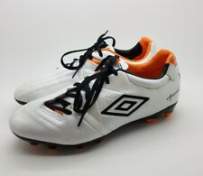Umbro Speciali 3 Pro a SG Leather Moulded Studs Football Boots Kanga Touch UK 8