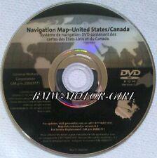 2007-2012 Enclave Acadia Outlook Traverse Escalade Navigation DVD Version 8.3