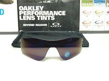 Oakley Radarlock Path G30 Iridium Polarized lens - New w/ Bag *Non Etched* GOLF