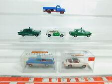 bn129-0, 5 #6X Brekina H0 / 1:87 Car etc. : 20025 Opel +244565 Porsche , Top