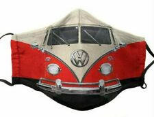 Volkswagen Face Mask 3D