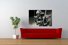 ADVERT MOVIE FILM 47 RONIN ARMOUR SAMURAI WARRIOR GIANT ART PRINT POSTER NOR0657