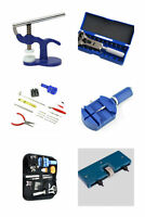 Watch  Repair Kit Tools Pin Remover Case Cover Opener Holder Watchmaker