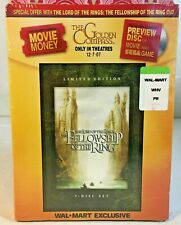 The Lord of the Rings The Fellowship of the Ring Limited Edition Walmart Exclusi