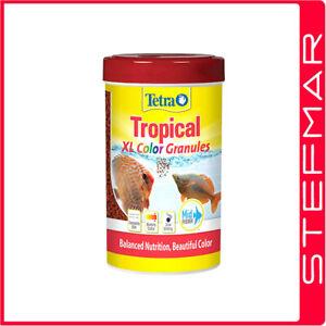 Tetra Tetracolour Tropical Fish Food Granules 30G