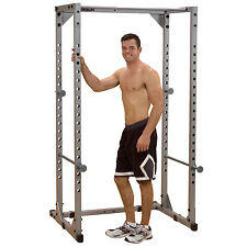 Powerline Power Rack: Walk-in Weight Rack for Squat, Bench Weight Lifting etc