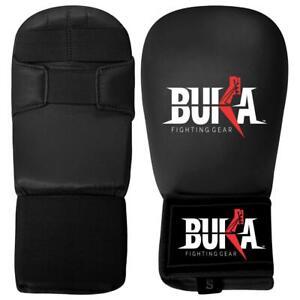 BUKA Karate Punching Gloves Mitts, Martial Arts, Taekwondo, Boxing, MMA NEW
