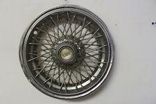 """OEM 15"""" Wire Type Hub Cap Wheel Cover 14039162 1982-85 Chevrolet Caprice (W57)"""