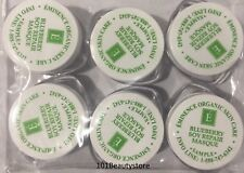 Eminence Blueberry Soy Repair Masque Sample Set of Six Travel Size unbox