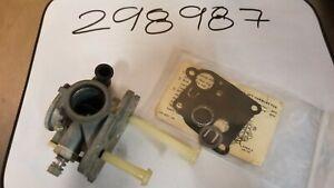 NEW NOS OEM Briggs & Stratton Part 298987 - Carburetor
