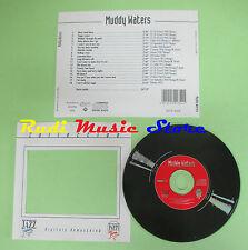 CD MUDDY WATERS  ERESCO JAZZ SESSION AD 31.4209 (Xs9) no lp mc dvd
