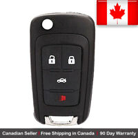 1x New Replacement Remote Control Key Fob For Chevy Buick GMC OHT01060512