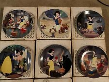Snow White - Knowles Disney Collector Plates, Complete set of 12