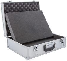 SOLID GUARD Fotokoffer aus Alu, mit anpassbarer Schaumstoffeinlage, abschließbar