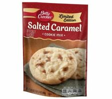 2 Betty Crocker Limited Edition Salted Caramel Cookie Mix 17.5 Oz Each Sep 2020