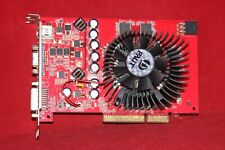 Palit Nvidia GeForce 7300GT Sonic, 256MB DDR3 TV-OUT DVI. AGP Graphics Card.