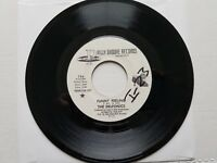 THE DELFONICS - Funny Feeling PROMO 1969 PHILLY SOUL 7""
