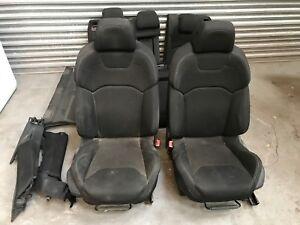 CITROEN C5 FABRIC SEATS SET