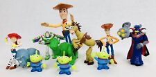 Disney Toy Story Zurg Woody Buzz Rex PVC Action Figures Cake Toppers FREE SH