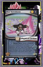 🌈Blue Speediness - #10 - Dragon Ball Card - CCG TCG English