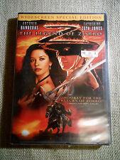 The Legend of Zorro DVD