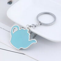 New Teapot Keychain from The Office TV Show, Seafoam Green Keyring