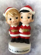 Kim Casali Love Is..A Merry ChristmasCasali & Schmid Rare~1970's Figurine